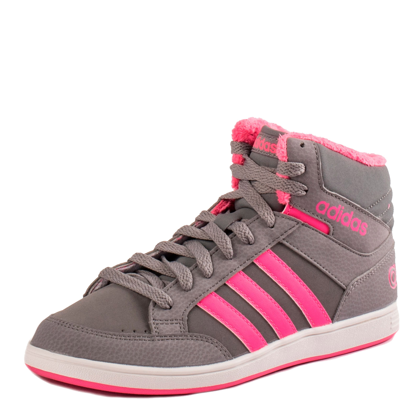 Female Sneakers Adidas AQ1576 sports and entertainment for girls oudiniao sports and leisure shoes