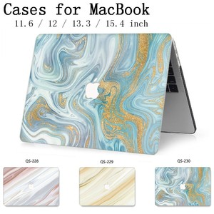Image 1 - 2019 For Notebook Case Laptop Sleeve Hot For MacBook Air Pro Retina 11 12 13 13.3 15.4 Inch With Screen Protector Keyboard Cove