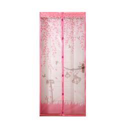 Горячая Магнитный мягкие дверь сетчатый экран Fly Жук Насекомое сетка-занавеска от насекомых