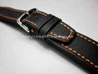 20 21 22 mm Canvas Strap For IWC/Pilot/ Portofino/Mark Nylon Watchband Men New Fashion Watch Bands Belt Pin Buckle Bracelet 2019