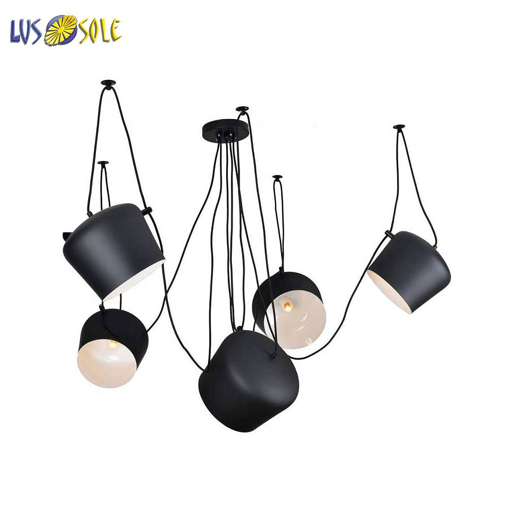 Chandeliers Lussole 86862 ceiling chandelier for living room to the bedroom indoor lighting jueja modern crystal chandeliers lighting led pendant lamp for foyer living room dining bedroom