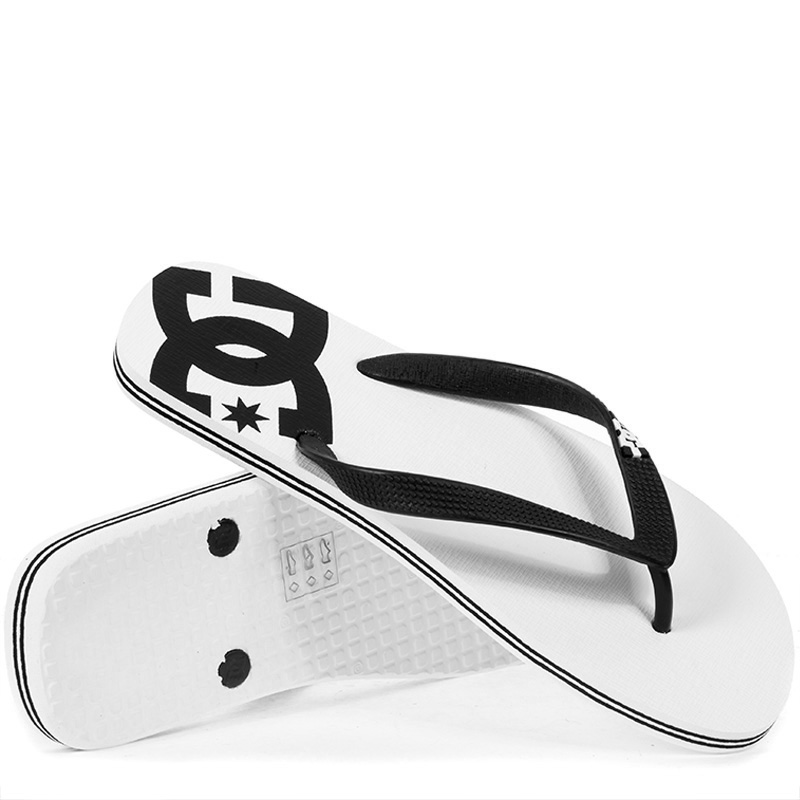 Available from 10.11 DC Beach shoes / outdoor sandals 303272-WK3 new sandals new brand flip flops men beach slippers for man summer shoes flat sandals comfort sapatos hembre sapatenis masculino