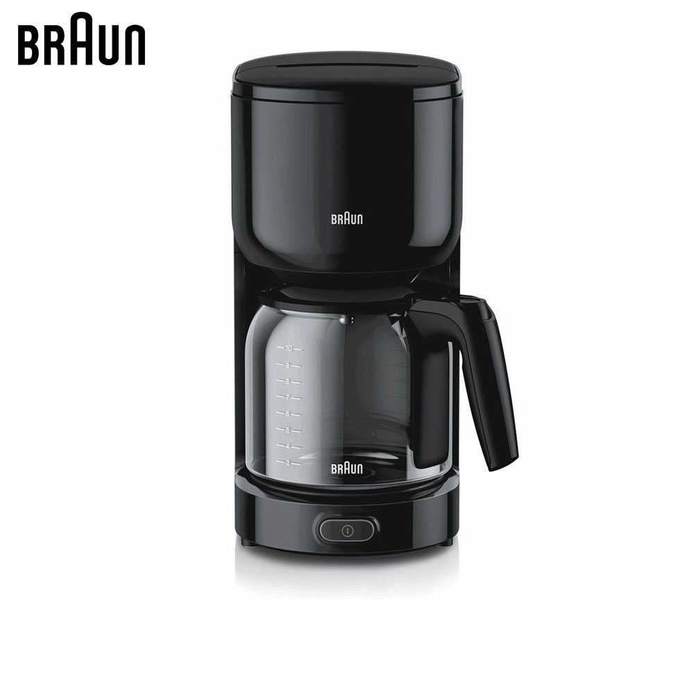 Coffee Makers Braun KF 3120BK coffee machine espresso machine