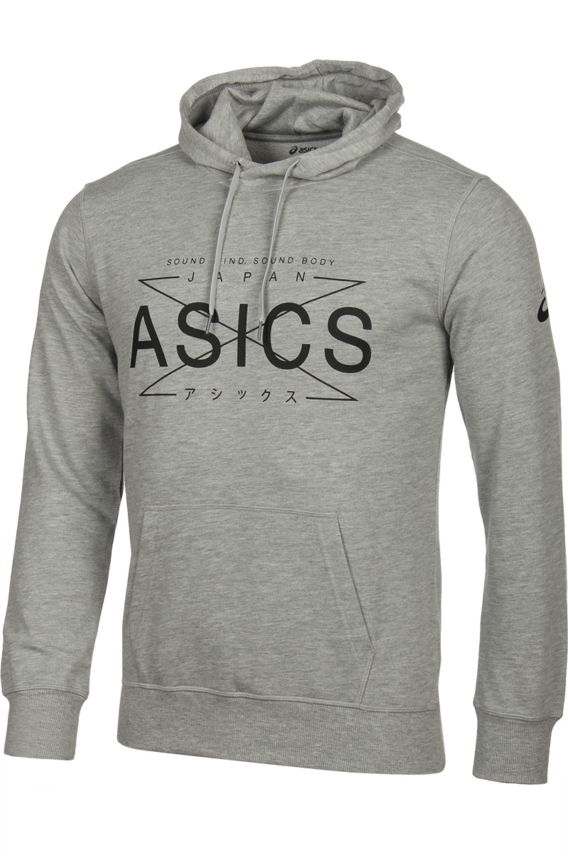 Male Hoody ASICS 141090-0714 sports and entertainment for men oudiniao sports and leisure shoes
