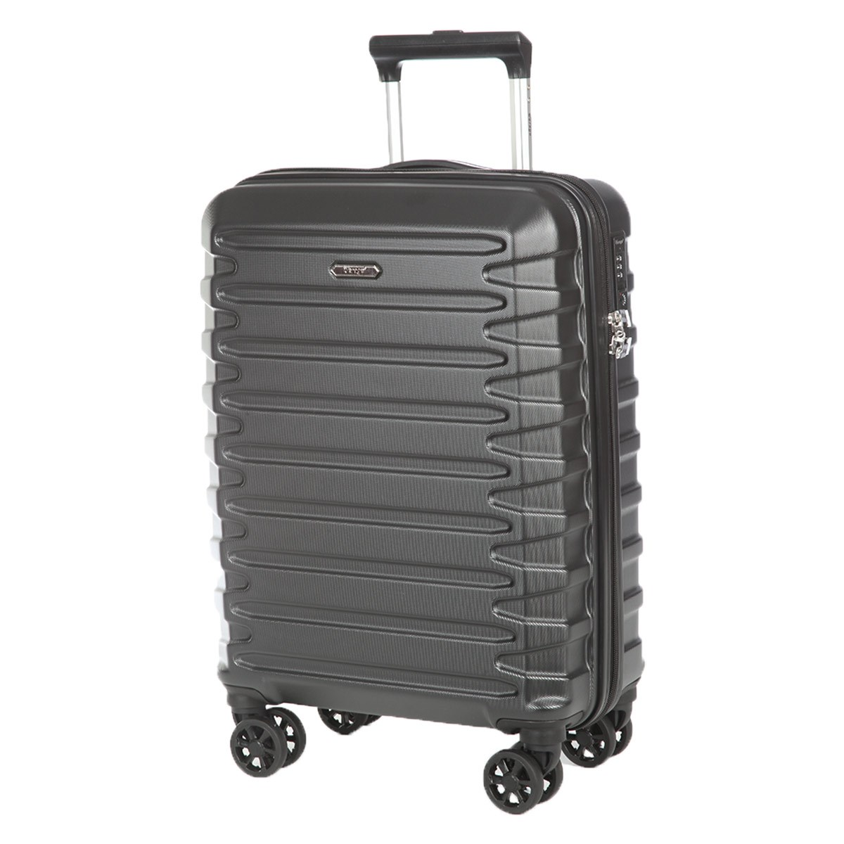 Suitcase-trolley Verage GM17106W19 black