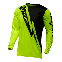 2018 Bicycle Motocross Seven DH/long Sleeve Summer Take Cross-country Motorcycle Riding Downhill Jersey mtb bycicle motocross