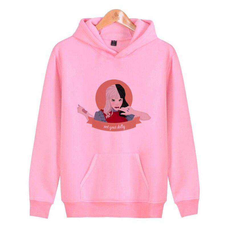 Melanie Martinez Hoodies Sweatshirts Streetwear Harajuku Men/women Pullover Male Hip Hop Homme Hoddies J1797