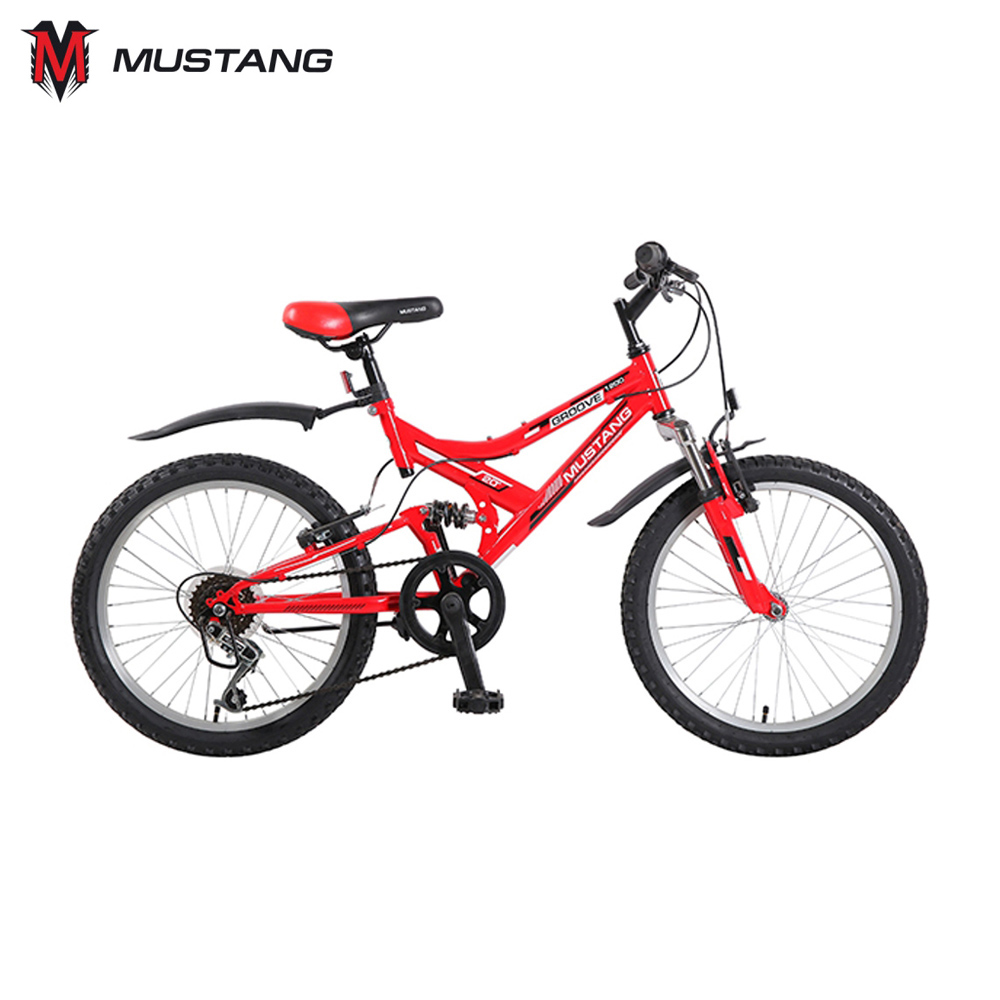 Bicycle Mustang 239517 bicycles teenager bike children for boys girls boy girl ST20023-GR