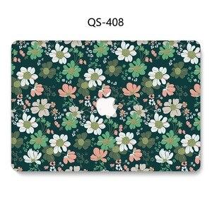Image 2 - の Macbook Air Pro の網膜 11 12 13 15 2019 アップルのラップトップケースバッグ 13.3 15.6 インチスクリーンプロテクターキーボード入り江バッグ