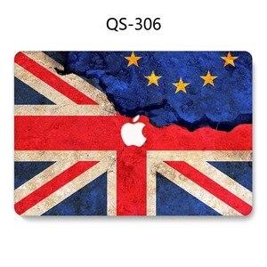 Image 2 - Funda para portátil Macbook Air Pro Retina 11 12 13 15,4 para Macbook 13,3 de 15,6 pulgadas con Protector de pantalla teclado Cove regalo