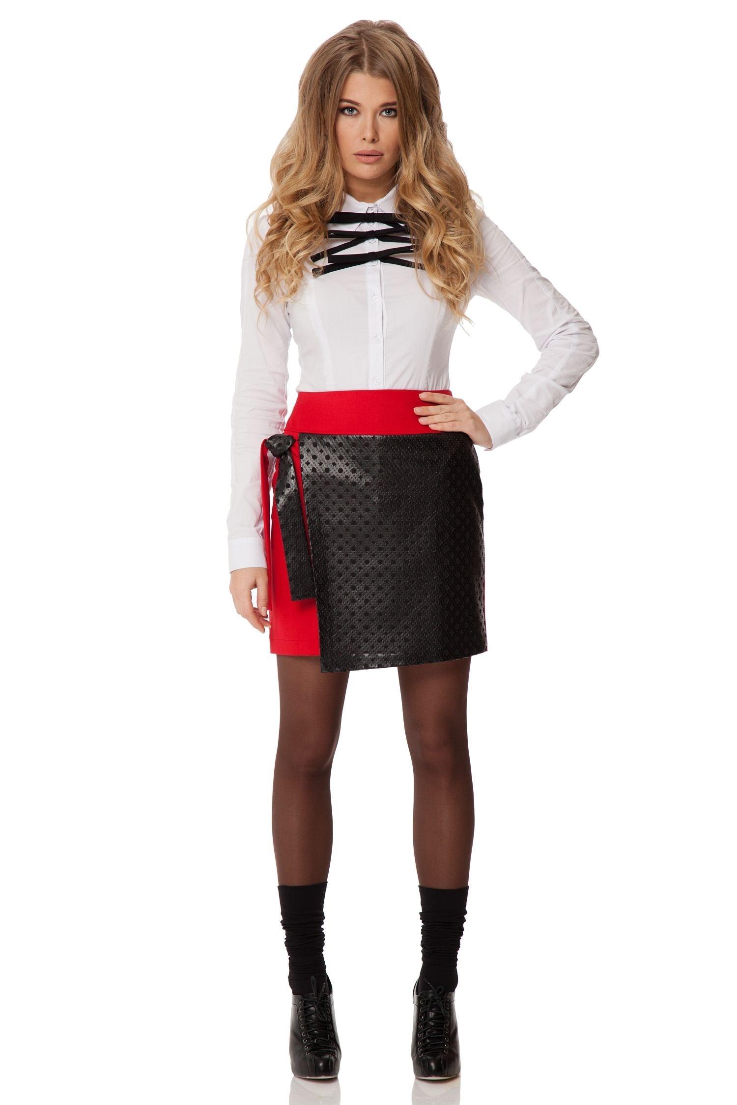 Slim skirt mini high waist slim expansion skirt