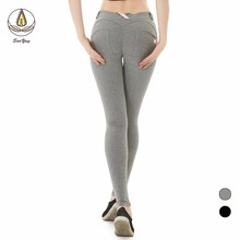 Women Yoga Pants High Waist Sport Running Show Thin Leggings Ladies Workout New Gym Tights Energy Seamless Tummy