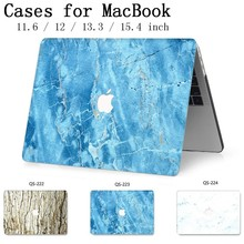 New For Notebook Case Laptop Sleeve For Hot MacBook Air Pro Retina 11 12 13 13.3 15.4 Inch With Screen Protector Keyboard Cove