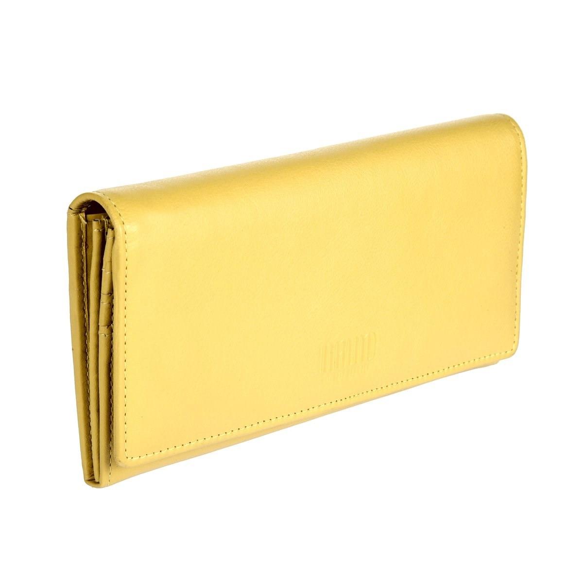 Purse Mano 20100 SETRU yellow кошелек mano 20103 setru kobald blue