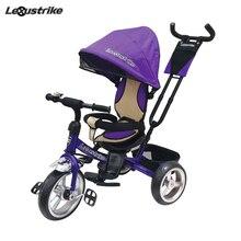 Велосипед детский 3-х колесный  Lexus trike, колеса EVA 12 и 10\
