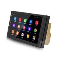 Android 8,1 автомобиль gps навигации bluetooth USB плеер 2G DDR3 16G памяти NAND Flash автомобилей Head up Дисплей 7 дюймов