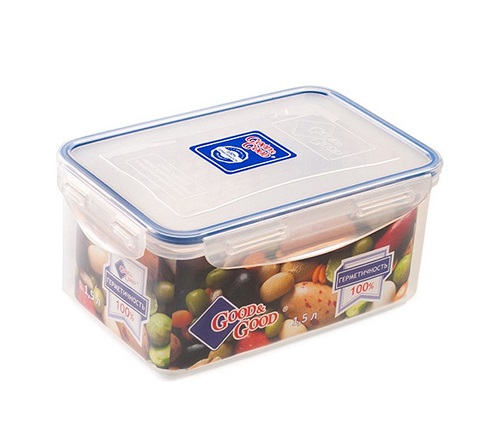 Container for storage Good Good 1 5 l