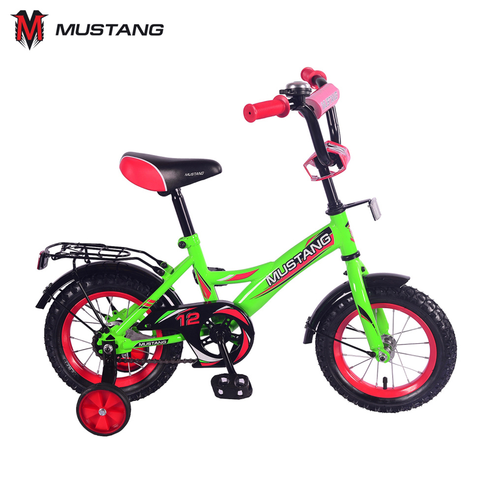 Bicycle Mustang 265187 bicycles teenager bike children for boys girls boy girl ST12039-GW