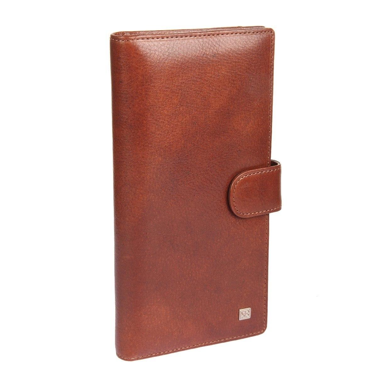 Coin Purse Sergio Belotti 3285 Oro Brown simple retro split leather coin purse w belt buckle brown