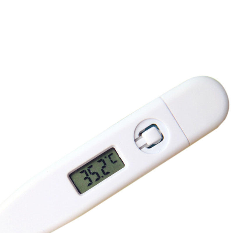 Tool Medical Electronic Thermometer Digital LCD Thermometer Outdoor Soft Head Baby Child Adult Body Temperature Measuring