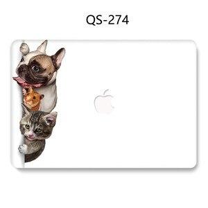 Image 3 - 맥북 에어 프로 레티 나 11 12 13 15.4 13.3 인치 스크린 프로텍터 키보드 코브 핫 노트북 케이스에 대한 새로운 노트북 슬리브