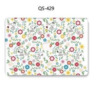 Image 2 - Voor MacBook Air Pro Retina 11 12 13 15 Voor Apple Nieuwe Hot Laptop Case Bag 13.3 15.4 Inch Met screen Protector Toetsenbord Cove tas