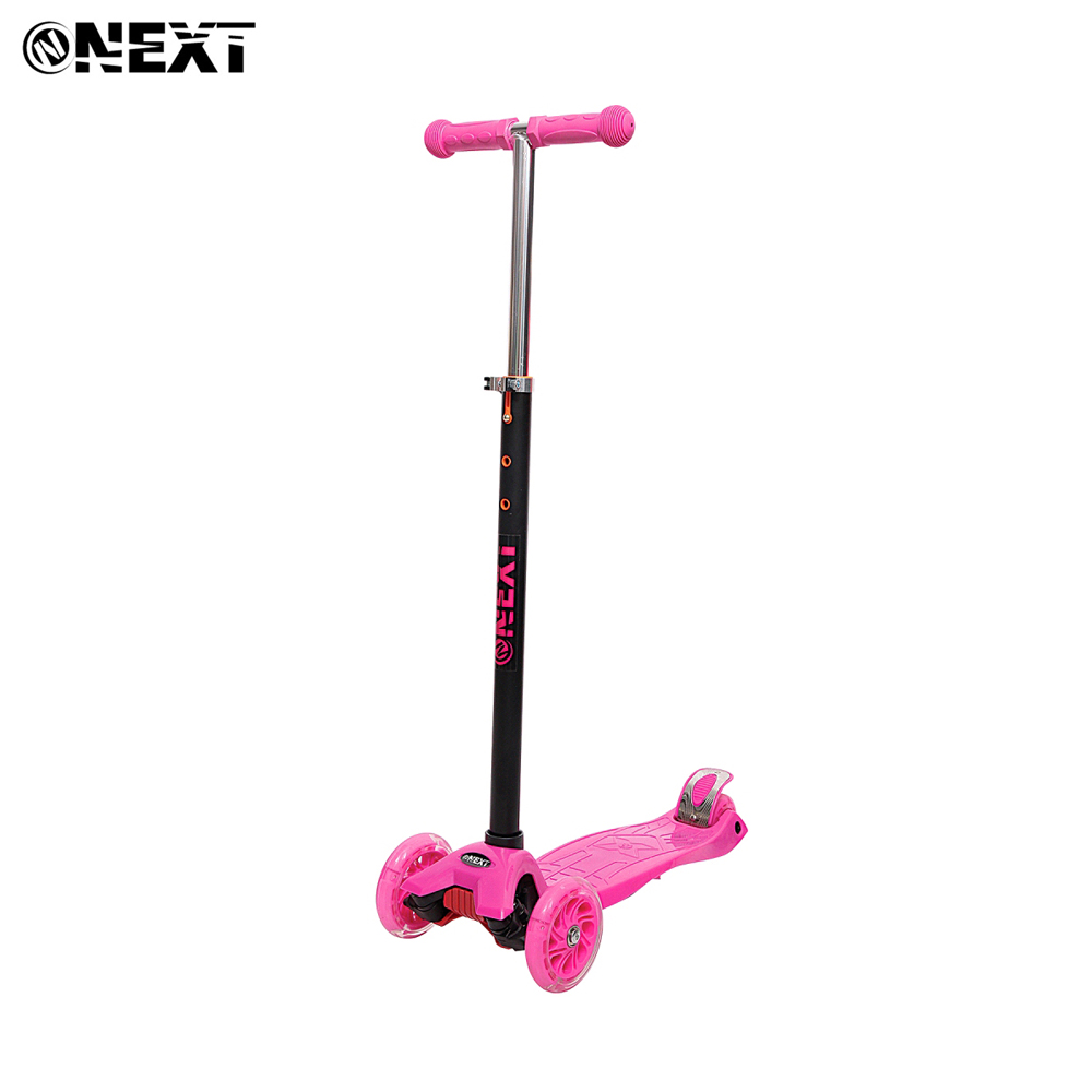 Kick Scooters Foot Scooters Next 264643 children trick scooter for boy girl boys girls Luminous wheels HL-TC-003 юбки next 677150 677 150