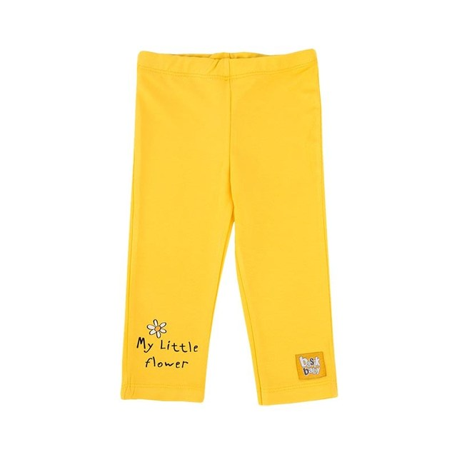 Штанишки желтые