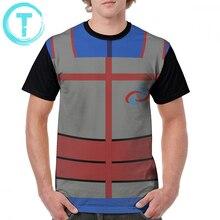 Henry Danger T Shirt Kid Vest T-Shirt Short Sleeves Male Graphic Tee Polyester Fashion Cute 6xl Tshirt