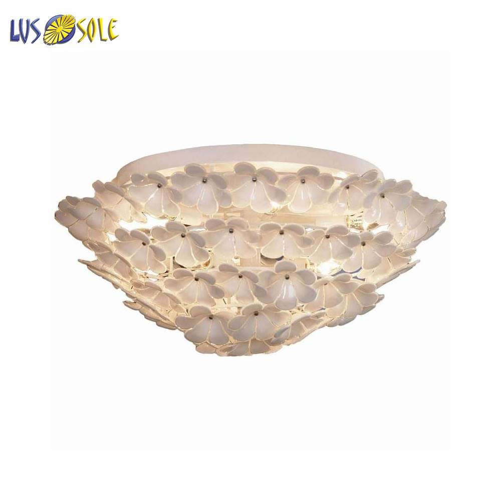Chandeliers Lussole 33225 ceiling chandelier for living room to the bedroom indoor lighting jueja modern crystal chandeliers lighting led pendant lamp for foyer living room dining bedroom