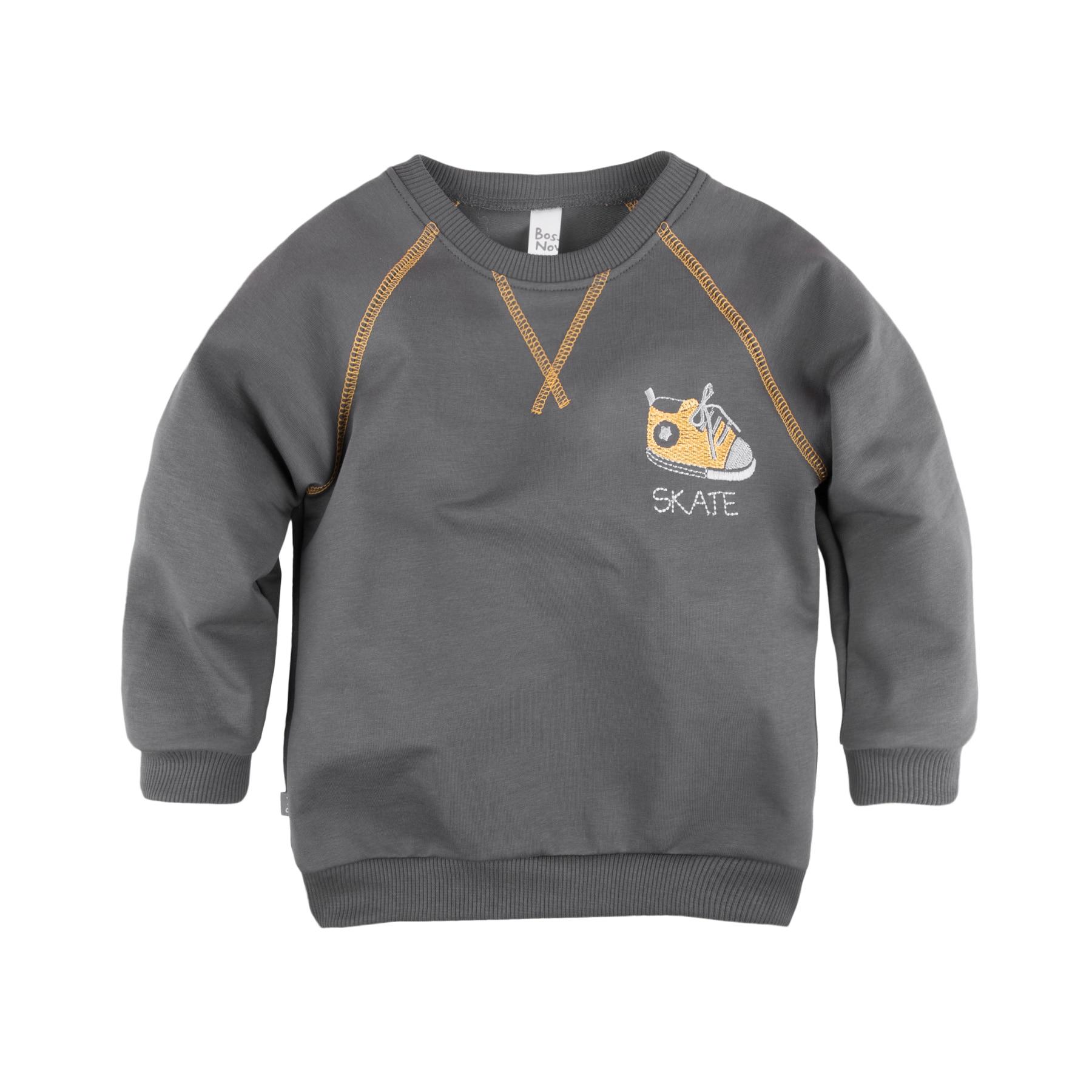 Sweatshirt for boys Bossa Nova 185B-467 kid clothes children clothing overalls for boys bossa nova 506b 351 kid clothes children clothing