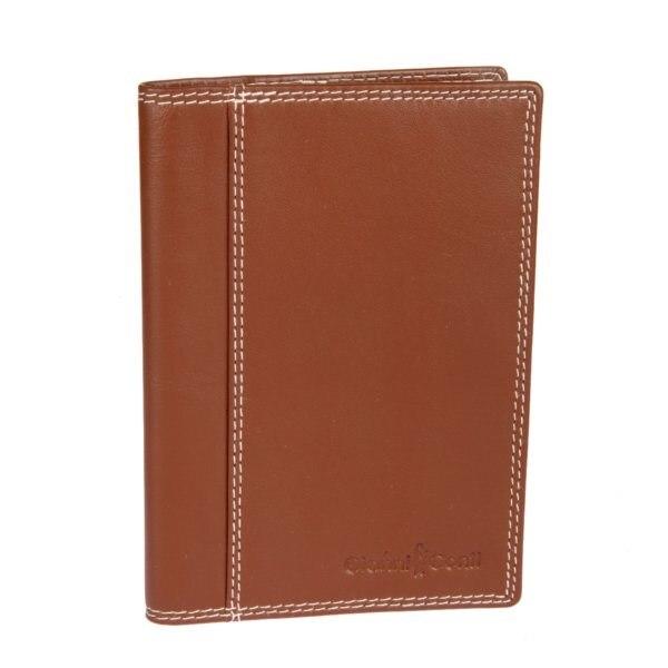 Passport cover Gianni Conti 1807455 tan multi кожаные сумки gianni conti 912150 tan