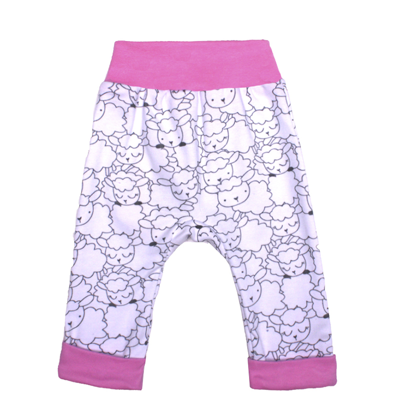 Available from 10.11 Kotmarkot Baby Trousers & Leggings Pink 5855 asymmetrical ripped leggings