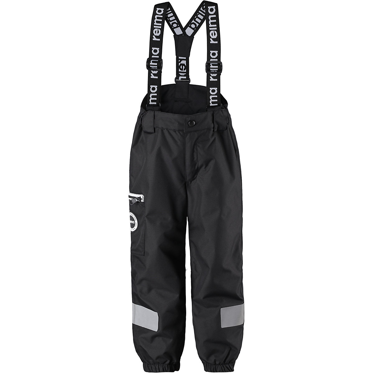 Pants & Capris Reima 8689276 for boys and girls polyester autumn winter arsuxeo 60017k outdoor cycling polyester lycra bike pants for men black dark green size l