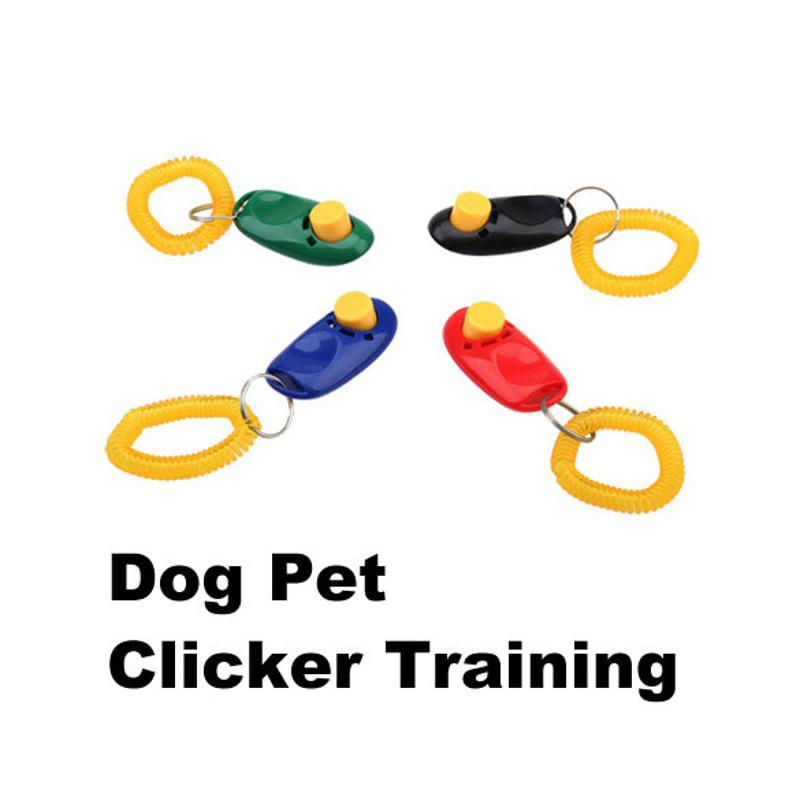 Desertcreations Style1 Stuks Mini Huisdier Van De Hond Klik Clicker Training 1 Mini Huisdier Van De Hond Klik Clicker Glanzend