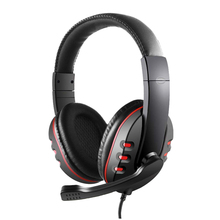 3.5mm Wired Headphone With Mic Gaming Headset Earphone Low Bass Stereo For Ps4 Xbox One Pc wired gaming stereo headphone bass with mic for pc computer gamer mp3 player for ps4 with microphone wired hi fi quality