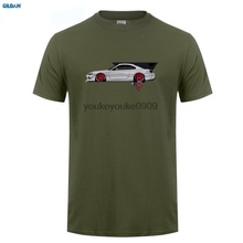 GILDAN  T Shirt Men's Datsun Silvia S15 Male Cotton Car Printed T-Shirt Short Sleeve Shirt Tee Man Funny Tee Boy Youth Gift new carburetor for n issan z20 gazelle silvia datsun pick up ca
