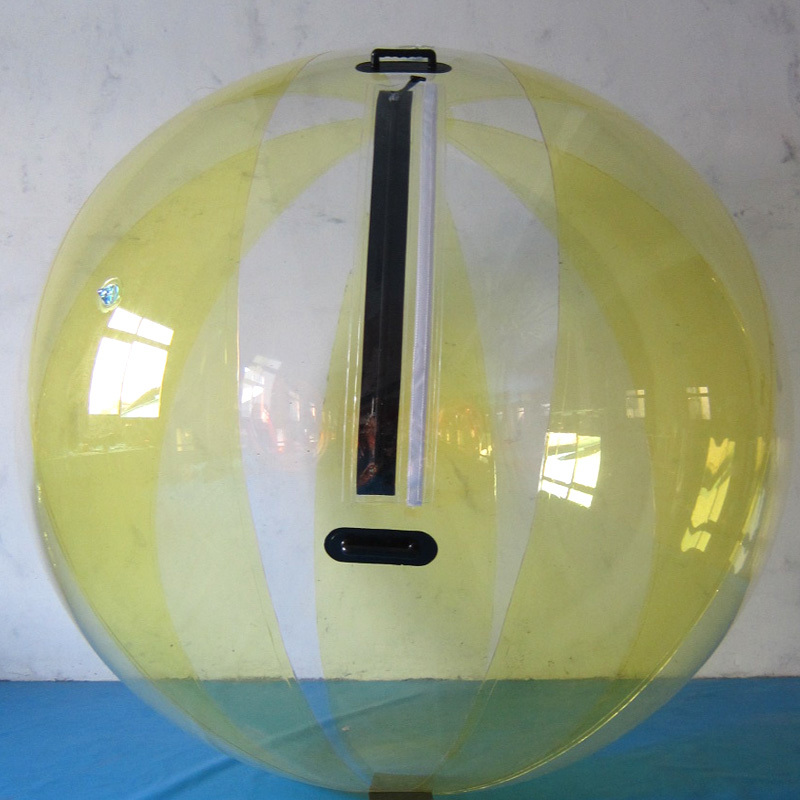 Outdoor Fun & Sport Speelgoed Bal Stress Bal 1.0mm Tpu Water Zorb Bal//opblaasbare Water Lopen Bal 2 m Diameter Gratis Verzending - 2