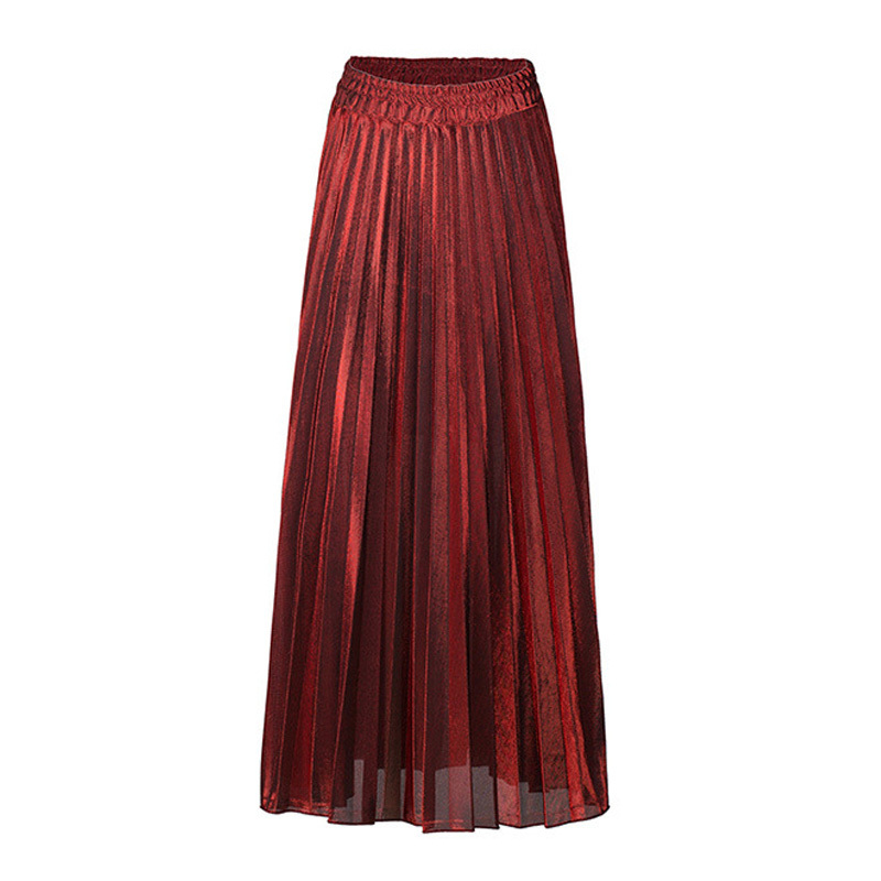 New Summer Suede Skirt Women's Skirts