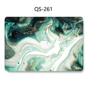 Image 2 - עבור מחשב נייד חם מקרה מחברת שקיות שרוול עבור MacBook רשתית 11 12 13 15.4 13.3 אינץ עם מסך מגן מקלדת קוב