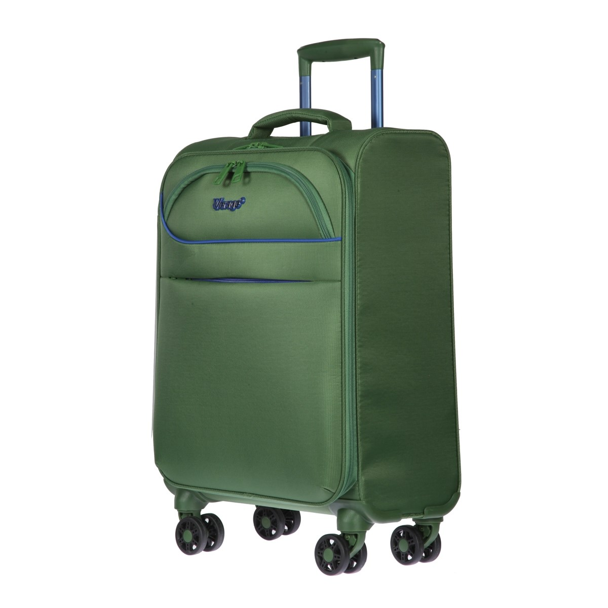 Suitcase-trolley Verage GM17019W18.5 Ivy Green allenjoy backgrounds for photo studio ivy green gray wood backdrop for photographing children