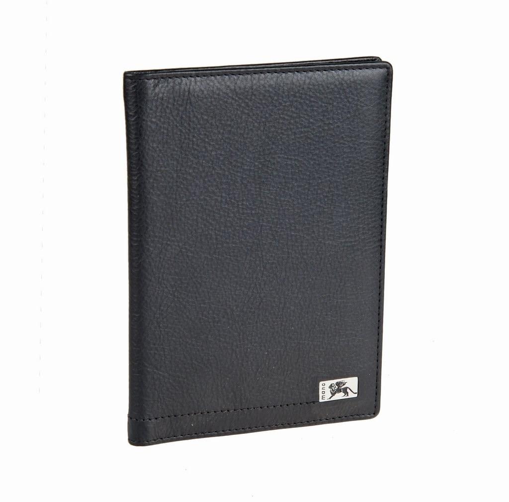 Passport cover Mano Rus8 black foreverfriendsfashion pu lear passport holder world map travel passport cover case brand passport holder documents folder bag