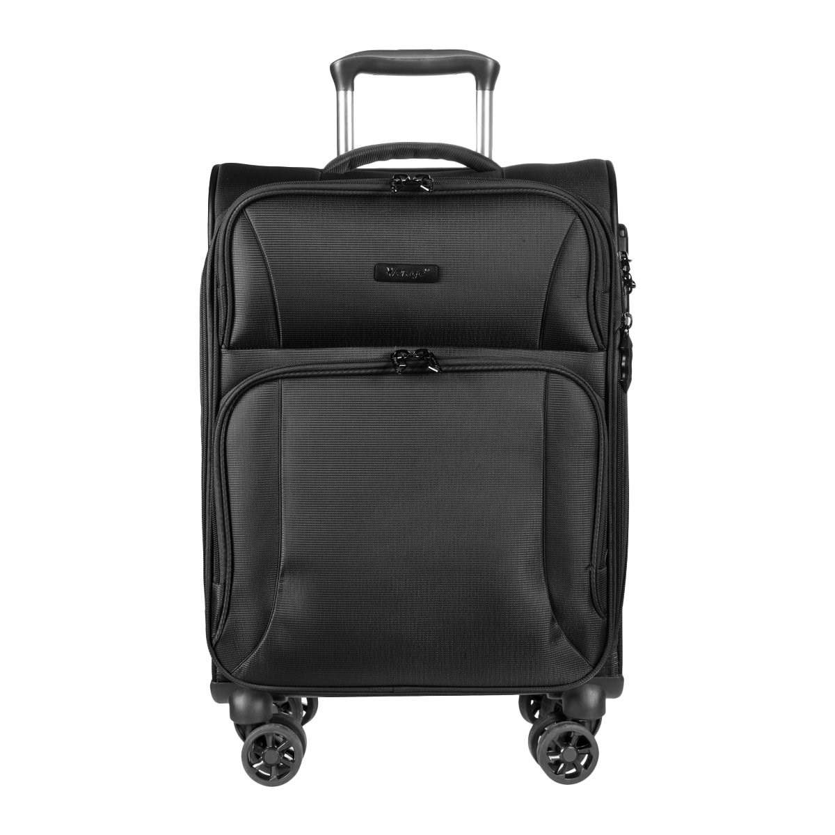Suitcase-trolley Verage GM16082W19 black