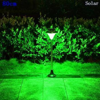 Lampara Bahce Aydinlatma Luce Para Ogrodowe Zewnętrzne Jardin Tuinlamp Lampa Led Na Energię Słoneczną Na Zewnątrz Tuinverlichting Lampa Ogrodowa