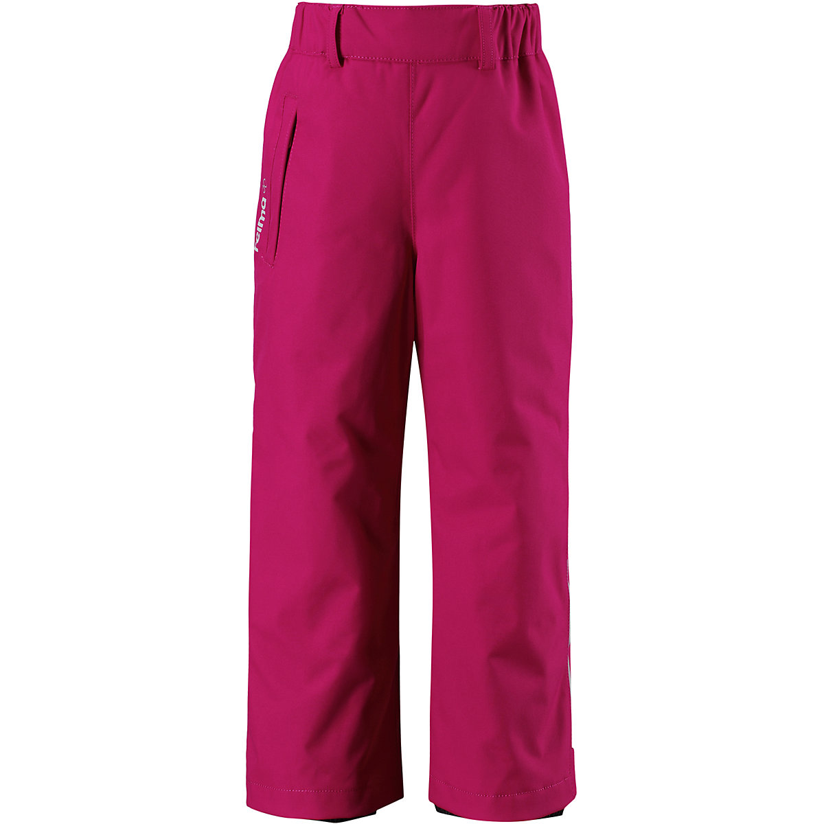 Pants & Capris Reima 8689585 for girls polyester autumn winter monton 113129289 outdoor cycling polyester short pants for men black l