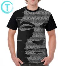 Picard T Shirt Locutus Of Borg T-Shirt Male 100 Percent Polyester Graphic Tee Awesome Big Summer Short Sleeves Print Tshirt