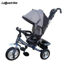 Велосипед детский 3-х колесный  Lexus trike, колеса EVA 10и18\