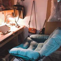 Новый домашний компьютер Современный Лаконичный Dawdler общежития диван колледж студент стол спальня стул