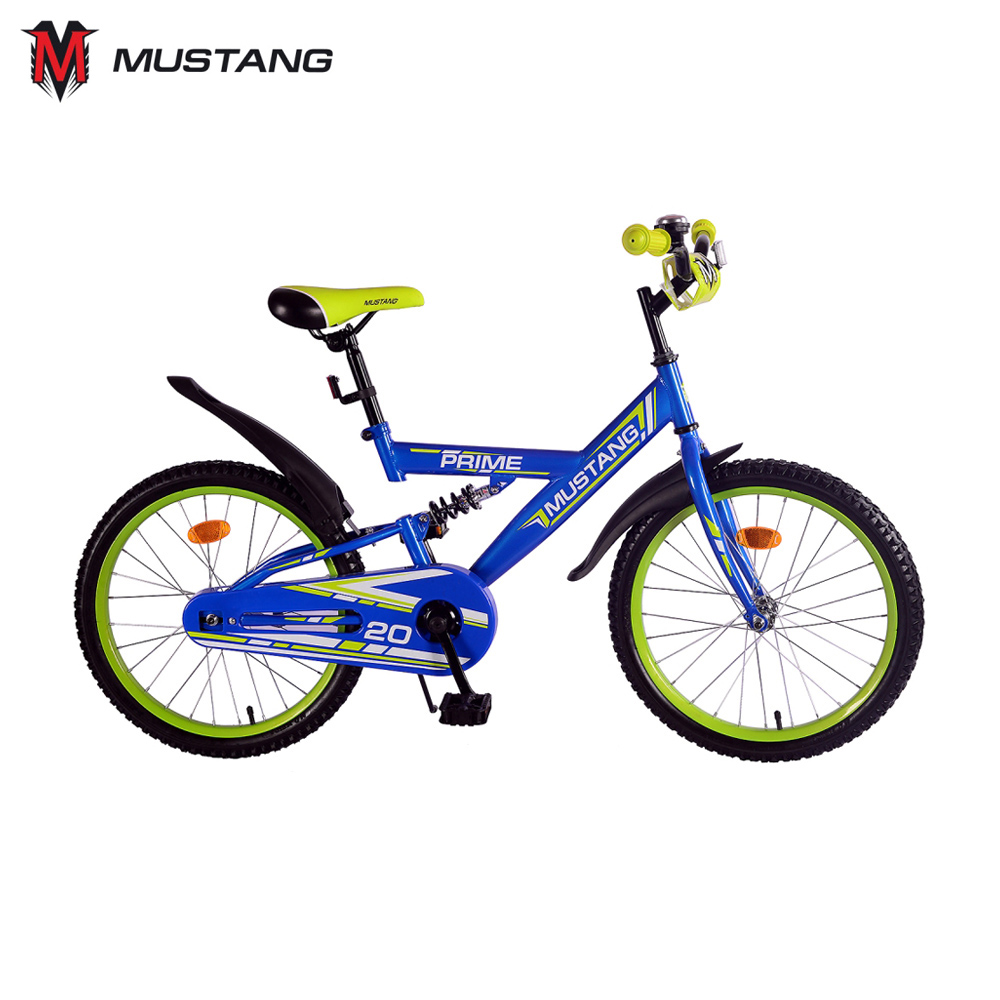 Bicycle Mustang 239487 bicycles teenager bike children for boys girls boy girl ST20013-MR1