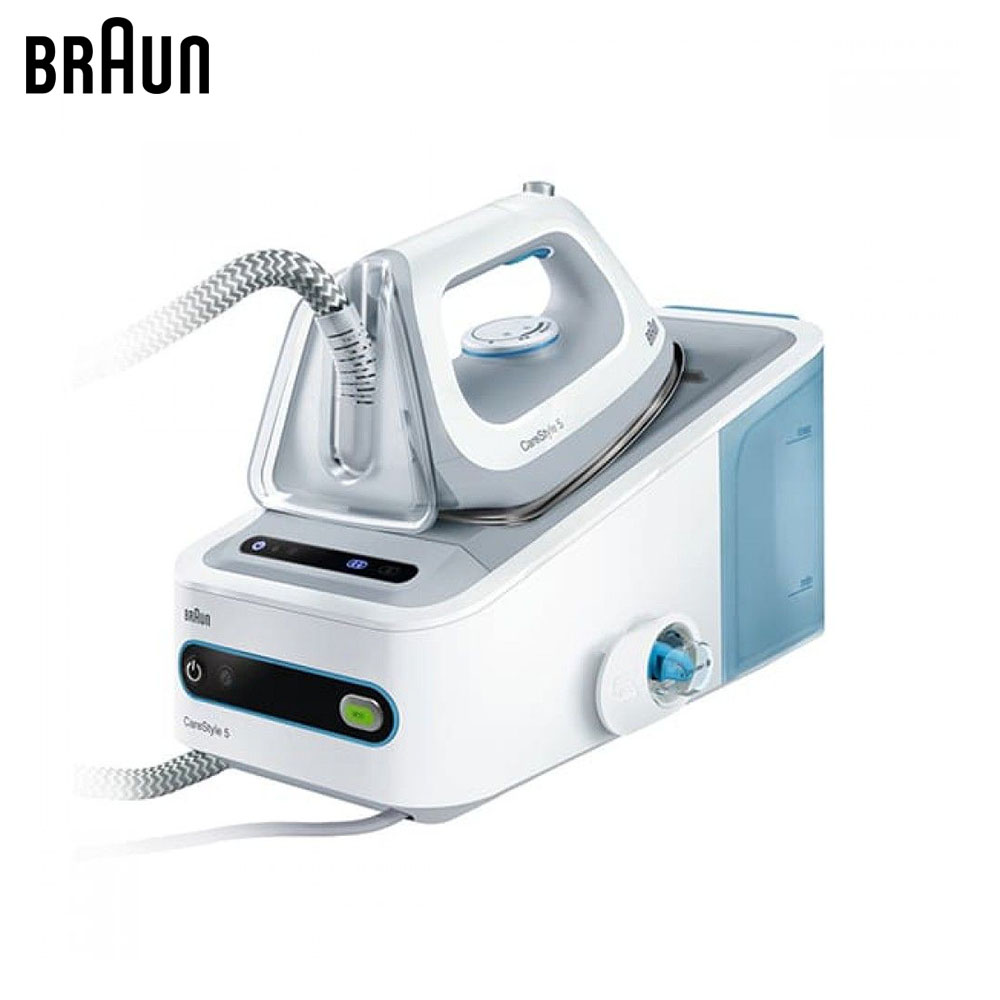 Electric Irons Braun CareStyle 5 IS5022 steam iron steamer smad 2l 110v vertical garment fabric steamer home portable 45s heat up electric iron steam steamer brush for clothes
